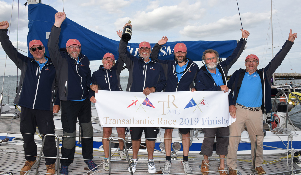 Last Team Standing – Charisma Is the Final Boat Home in Transatlantic Race 2019